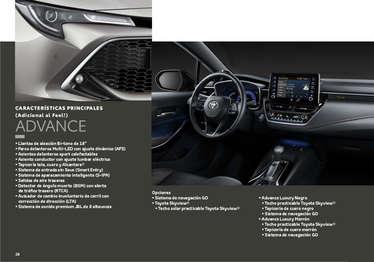 Toyota Corolla- Page 1