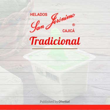 Helados San Jerónimo tradicional- Page 1