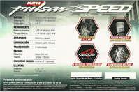 Pulsar speed