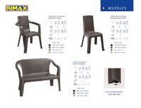 Muebles Aya plástico