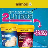 Helados Mimos Litro