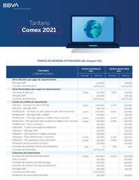 Tarifario-Comex-2021