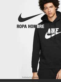 Nike ropa hombre