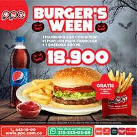 Burger's Ween