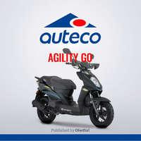 Auteco agility go
