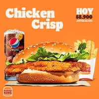 Promo Chiken Crisp