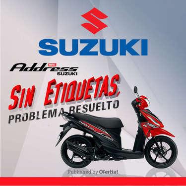 Suzuki address- Page 1