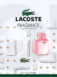 Lacoste fragance
