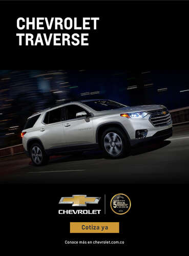 Chevrolet Traverse- Page 1