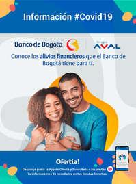 Banco bogotá #COVID19