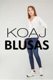 Blusa Koaj