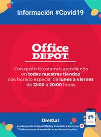 Office Depot covid#19