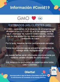 GMO #Covid19