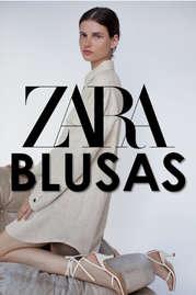 Blusas Zara