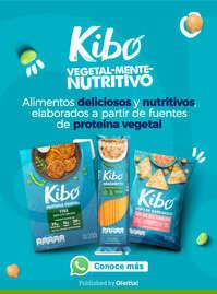 Kibo vegetalmente nutritivo