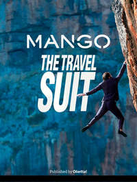 Mango travel suit