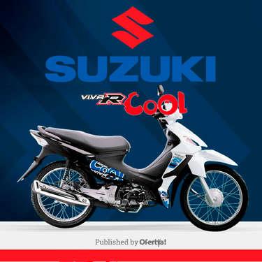 Suzuki RCool- Page 1