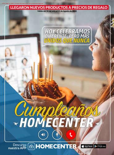 Cumpleaños Homecenter- Page 1