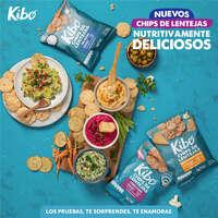 Chips de Lentejas Kibo