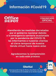 Office Depot #COVID19
