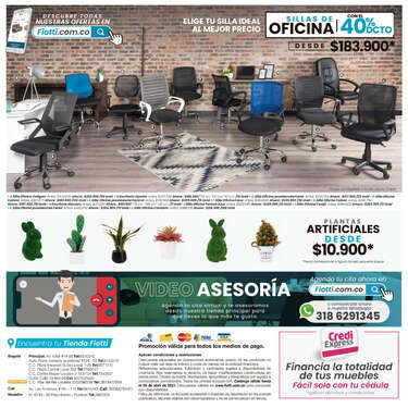 Muebles Fiotti- Page 1