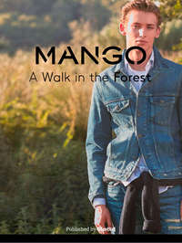 Mango a walk in the forest
