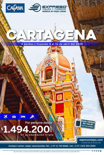 Cartagena- Page 1