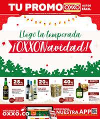 Navidad Oxxo