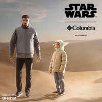 Columbia star wars