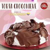 Torta choconieve