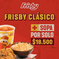 Frisby Clasico