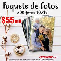 Paquete de fotos