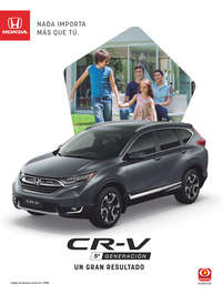 CRV 2019