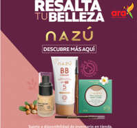 Maquillaje Nazú