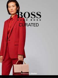Hugo Boss curated woman