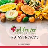 Surtifruver frutas frescas
