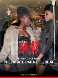 H&M Momentos Fiesta