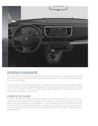 Nuevo Peugeot Expert Pasajeros