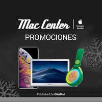 Mac Center promociones