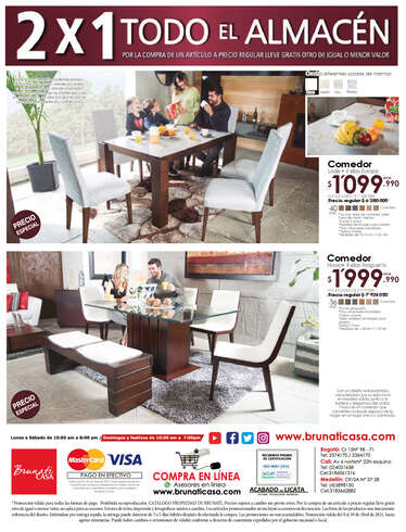 Promociones Brunati- Page 1