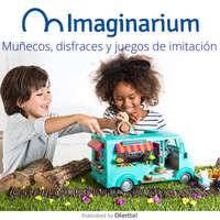 Muñecos, disfraces y juegos de imitación