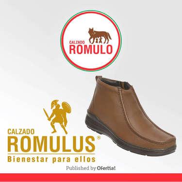 Calzado Rómulo romulus- Page 1