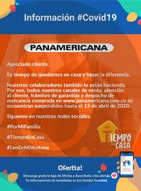 Panamericana #COVID19