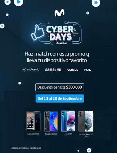 Cyber Days Movistar- Page 1