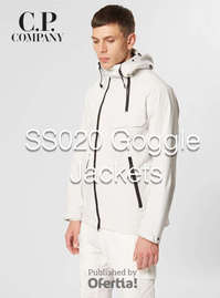 SS020 Goggles Jackets