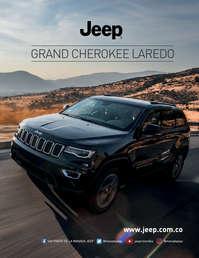 Cherokee Laredo