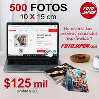 500 Fotos
