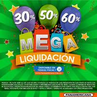 Mega liquidacion