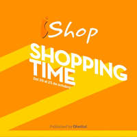 Ishop shopping time