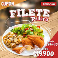 Filete Kokoriko